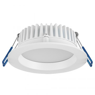 AL4001 White Aluxium LED Downlight